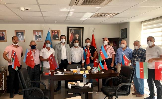 İYİ Parti'den Azerbaycan'a tam destek