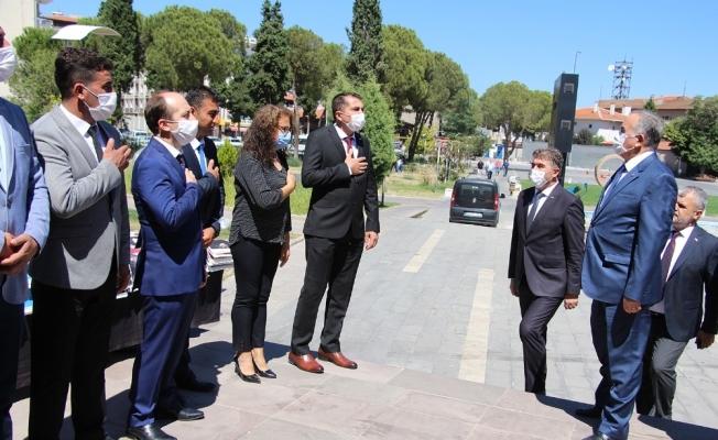 Kula MHP'de Başkan Baytok güven tazeledi