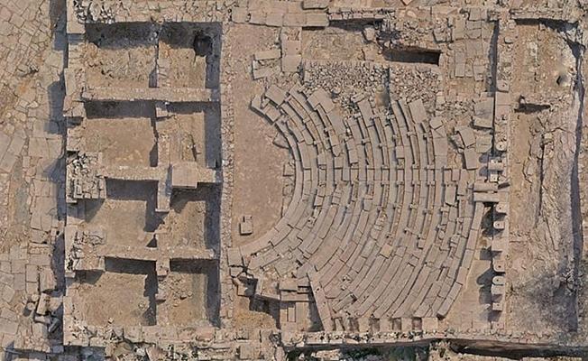 Manisa'nın 2.800 yıllık Aigai Antik Kenti