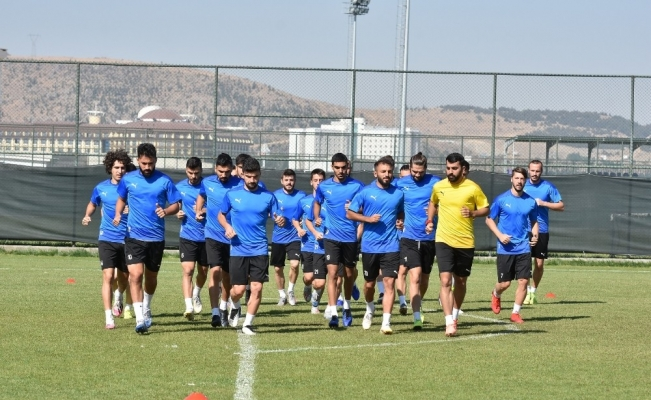 Manisa FK'nın Afyonkarahisar kampı tamamlandı