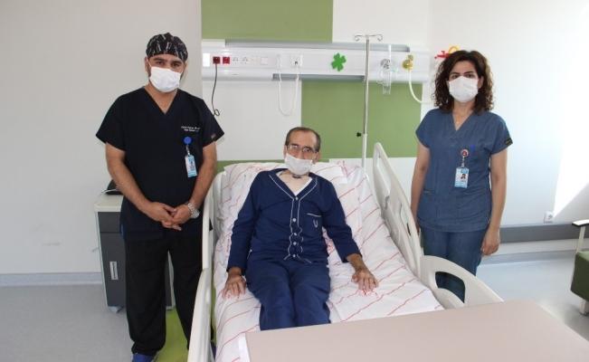 Manisa Şehir Hastanesinde bir ilk