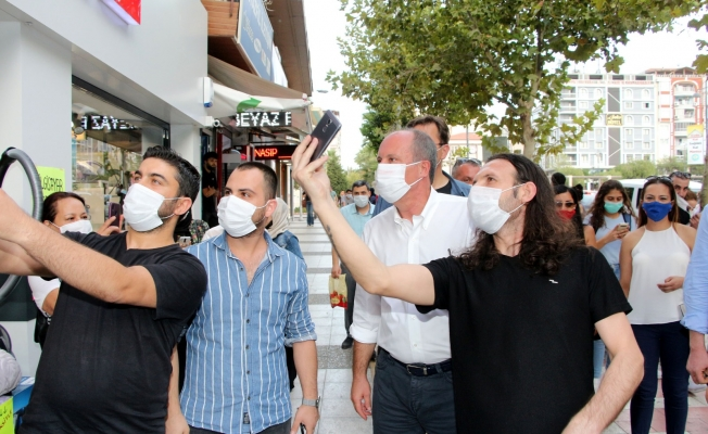 Muharrem İnce Manisa'da TÜİK'e yüklendi!