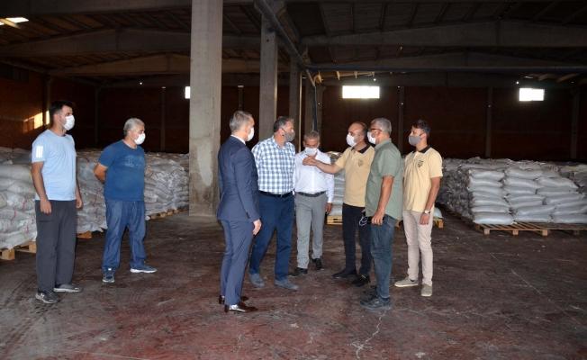 TMO Genel Müdürü Manisa'da açıkladı: 50 bin ton!