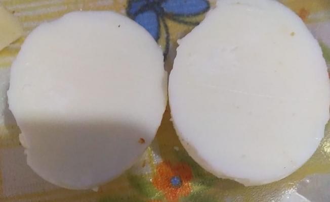 Yumurtanın sarısı çıkmadı!