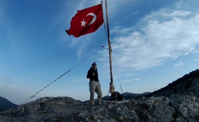 81 il 81 zirve projesinin 8. durağı Manisa Spil Dağı oldu