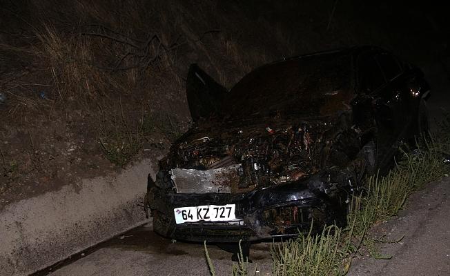 Araçlar koyun sürüsüne daldı: 7 yaralı, 15 telef!