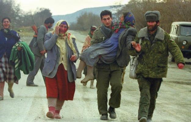 Hocalı katliamının tanığı özlemle topraklarının geri alınmasını bekliyor