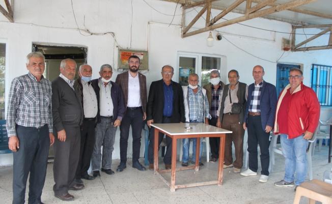 İYİ Parti'li Akan'dan Yuntdağı'na çıkarma