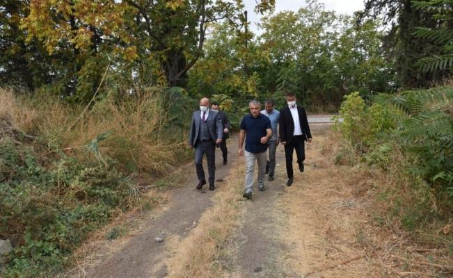 Manisa Büyükşehir Belediyesi ortak projeyle 100 bin ağaç yetiştirecek