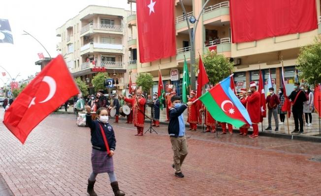 Manisa'nın ilçelerinde Cumhuriyet Bayramı kutlamaları