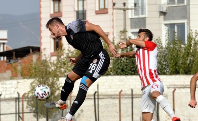 TFF 2. Lig: Turgutluspor: 2 - Pendikspor: 1