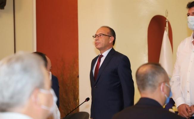 Turgutlu Belediye Meclisinden ortak Azerbaycan bildirisi