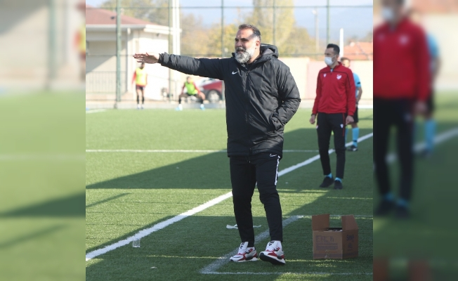 """Bülent Ataman: """"Her geçen hafta daha iyiye gidiyoruz"""""""