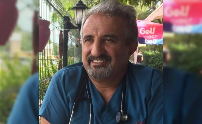 Covid-19'a yakalanan Manisalı doktor sosyal medyadan yalvardı