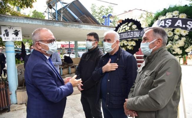 Manisa MHP Grup Başkanvekili Güzgülü'nün acı günü