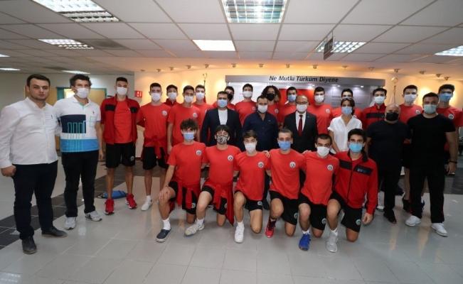 Turgutlu Belediyesi Erkek Voleybol takımı dördüncü maçına çıkıyor