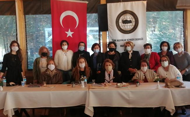 Türk Kadınlar Konseyi pandemide yardıma koşuyor