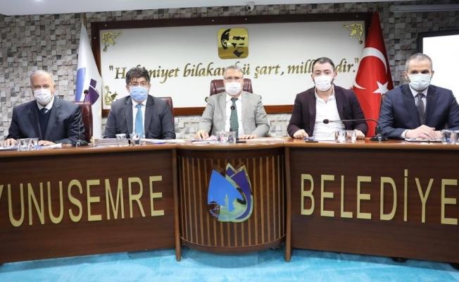 Yunusemre Meclisi depremi konuştu