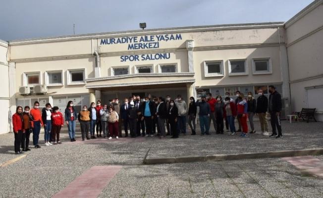Yunusemre'de özel eğitim öğrencileri yeni eğitim dönemine başladı