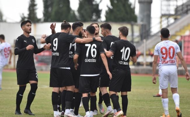 Ziraat Türkiye Kupası: Manisa FK: 2 - Gümüşhanespor: 0