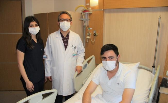 Ameliyat sırasında 'Gesi Bağları' türküsünü söyledi