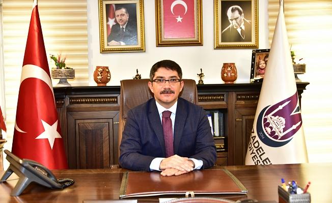 Başkan Çelik'ten kentsel dönüşüm açıklaması