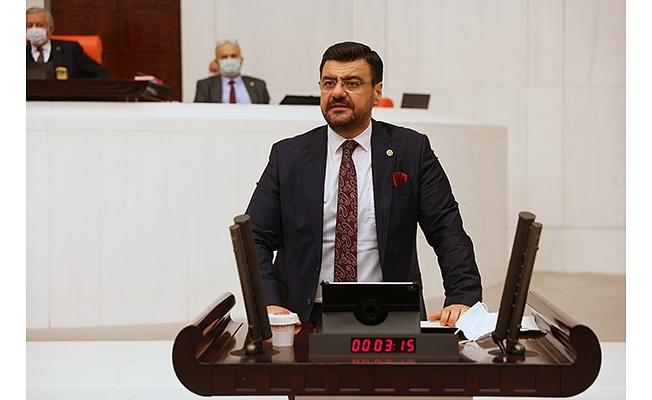 CHP 'esnaf batıyor' dedi, AK Parti ateş püskürdü!