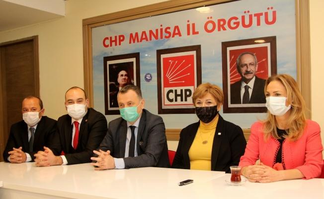 CHP'li Aylin Nazlıaka'dan Manisa çıkarması