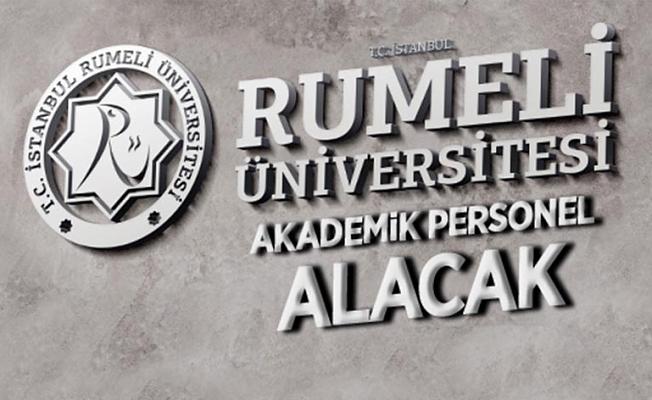 İstanbul Rumeli Üniversitesi 9 Öğretim Görevlisi ve Araştırma Görevlisi alacak