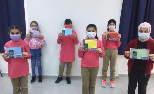 Öğrencilerden sağlık kahramanlarına duygulandıran mektup