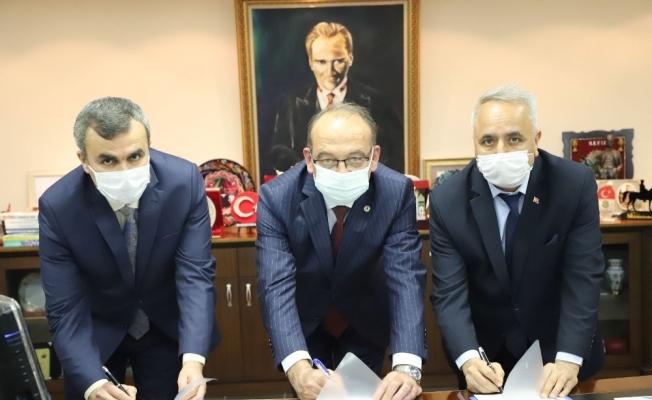 Turgutlu Belediyesinden örnek işbirliği