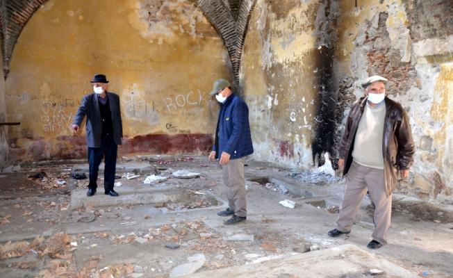 Osmanlı mirası tarihi yapı yok olmasın!