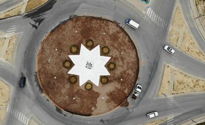 Alaşehir'e 6 bin metrekarelik peyzaj çalışması
