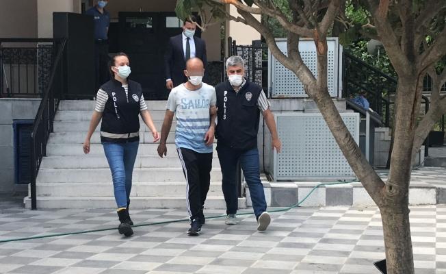 Eski eşini sokak ortasında dövmüştü, adli kontrol şartıyla serbest bırakıldı