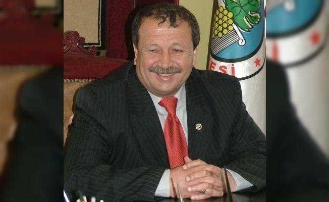 İYİ Parti rozeti taktı ilçe başkanı olarak atandı