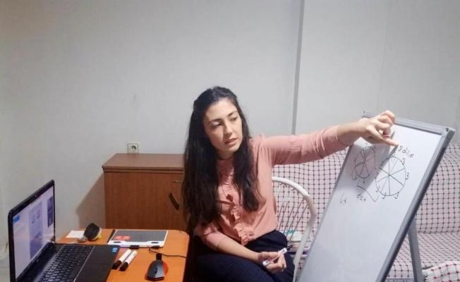 MABEM'de eğitim çevrimiçi olarak devam ediyor