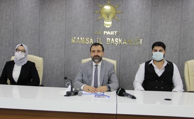 Manisa AK Parti'den '27 Mayıs Darbesi' açıklaması