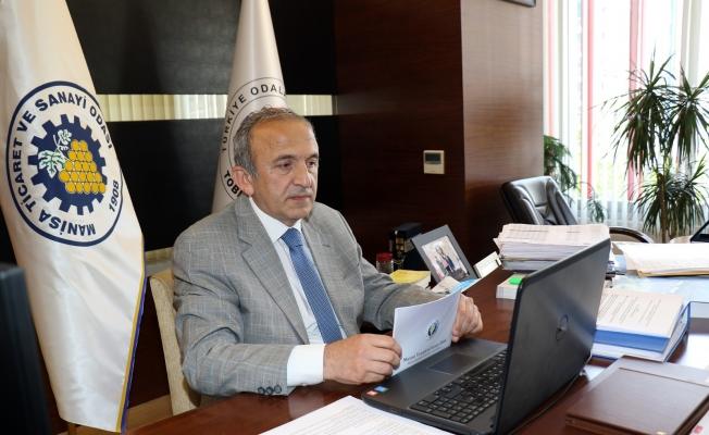 Manisa TSO üyelerine 'Teknoloji Odaklı Sanayi Hamlesi' anlatıldı