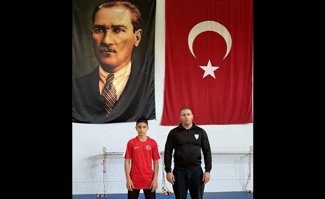 Manisalı başarılı judocu milli takım kampına davet edildi