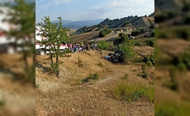 2 çocuk annesi kadın traktör kazasında hayatını kaybetti