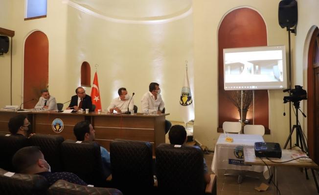 Başkan Akın Turgutlu'nun yeni projelerini açıkladı
