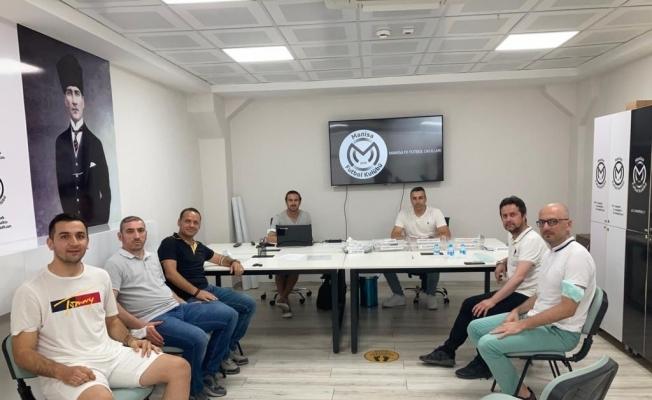 Manisa FK, Bursa'ya açıldı