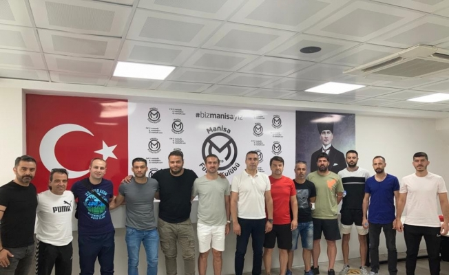 Manisa FK Futbol Okulları Ege Bölgesi'ne yayılıyor