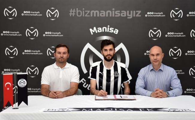 Manisa FK savunmasına bir takviye daha