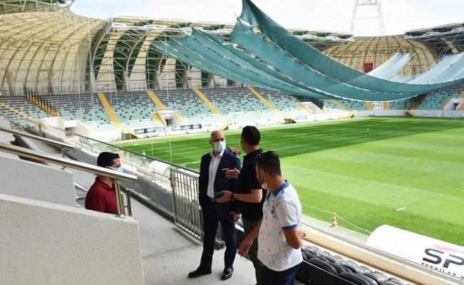 Manisa FK sezona Akhisar'da başlayacak