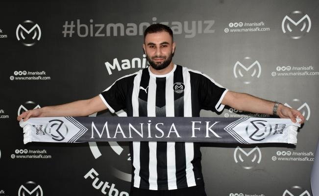 Manisa FK'da bir imza daha