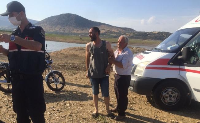 Manisa'da girdiği baraj gölünde boğulan kadının cenazesi Balıkesir'de defnedilecek