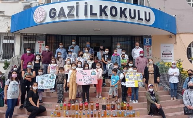 Şehzadeler Belediyesi çevreci öğrencilerin projesine destek verdi