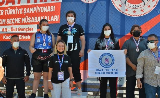 Şehzadeler'in sporcuları şampiyonalarda Türkiye'yi temsil edecek