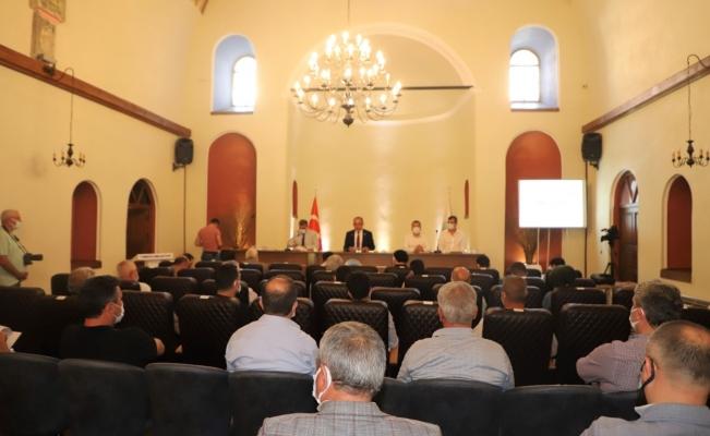 Turgutlu Belediyesi Haziran Ayı Meclis Toplantısı yapıldı